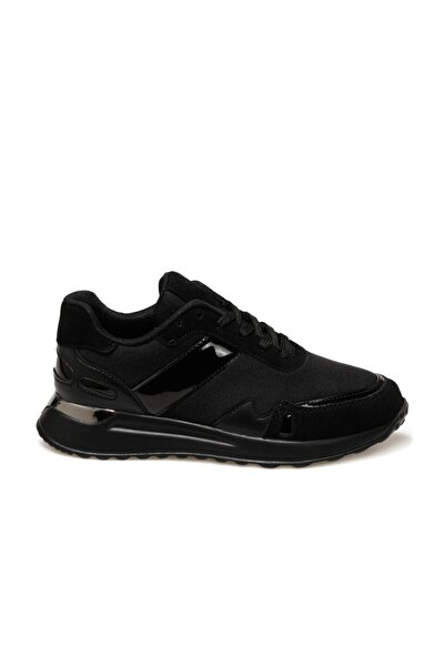 20K-008 Siyah Kadın Spor Ayakkabı 100572807