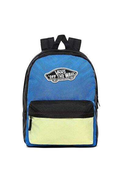 Sırt Okul Çantası Realm Victoria Blue Jbs
