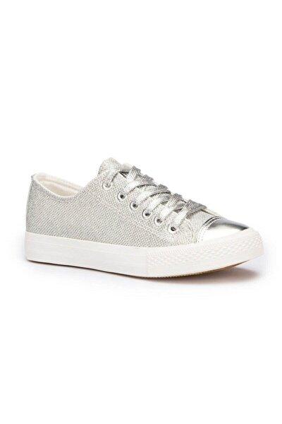 Kadın Spor Ayakkabı Taria Gümüş As00002587