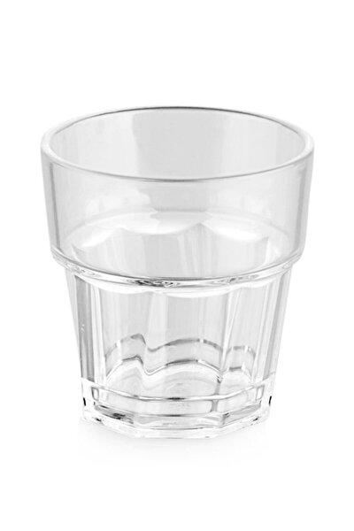 Kırılmaz Bardak - Şeffaf 250 ml - 12 Adet