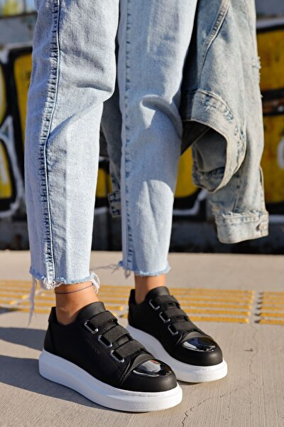 Ch251 Bt Kadın Ayakkabı Sıyah