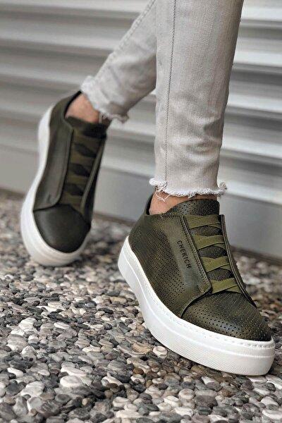 Ch Ch011 Bt Erkek Ayakkabı Haki