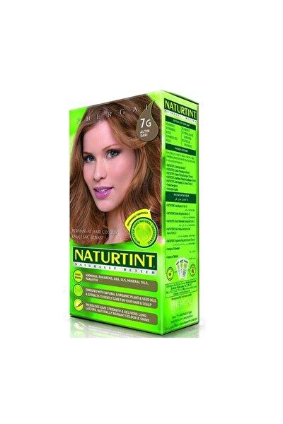 Naturtint Kalıcı Saç Boyası 7g Altın Sarı 165 ml
