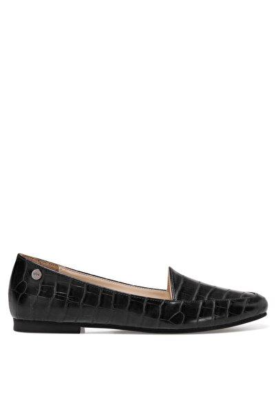 MELANIT3 Siyah Kadın Loafer Ayakkabı 101030263