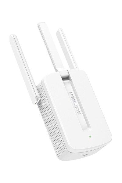 Mercusys Wifi Pro Sinyal Güçlendirici 300 Mbps -Sinyal Yakınlaştırıcı-Wifi 3 Antenli MW300RE