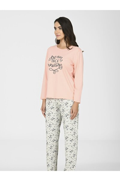 Unicorn Kadın Pijama Takımı 67077