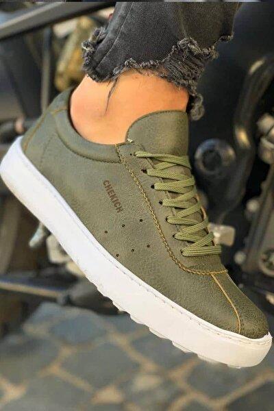 Ch Ch063 Bt Erkek Ayakkabı Haki