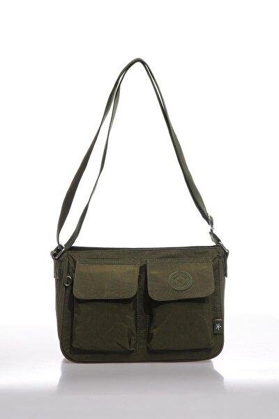 Smbk1177-0029 Koyu Yeşil Kadın Çapraz Çanta