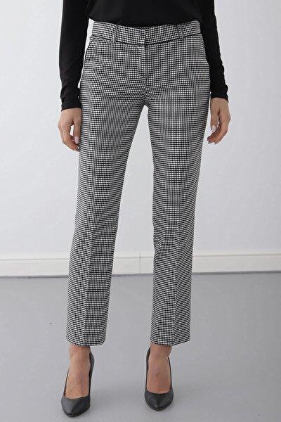 Pantolon-4,5cm Kemerli Kemer Alt Ve Cep Kenarı, Kıl Biyeli