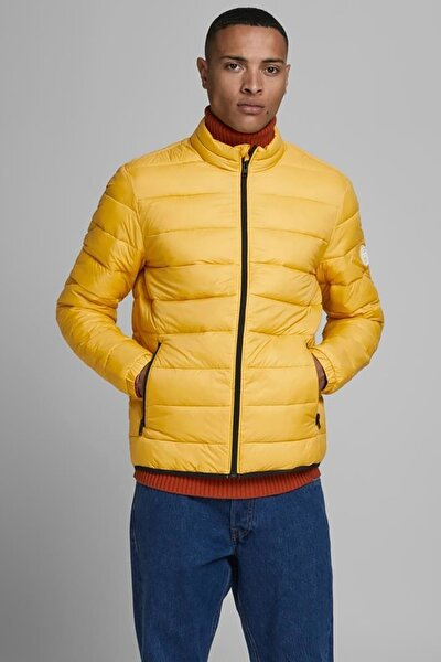 Jjemagıc Puffer Erkek Mont Yolk Yellow