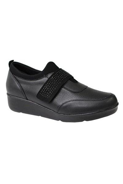 103117.Z Siyah Kadın Comfort Ayakkabı 100555561