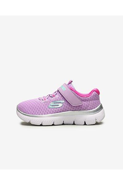 SUMMITS - Küçük Kız Çocuk Mor Spor Ayakkabı
