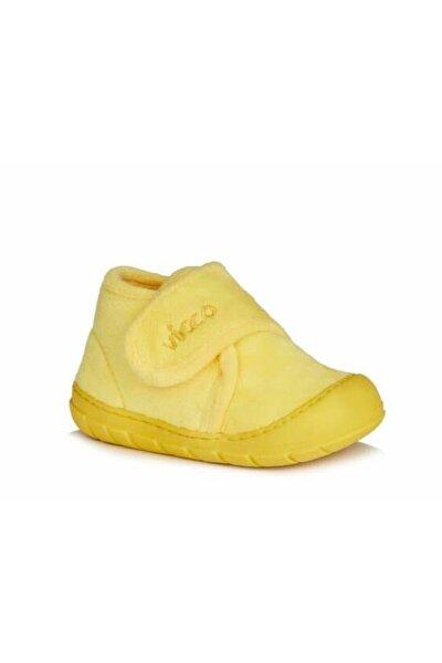 Unisex Çocuk Sarı Color 19k.446 Ortapedik Ev Kreş  Pandufu