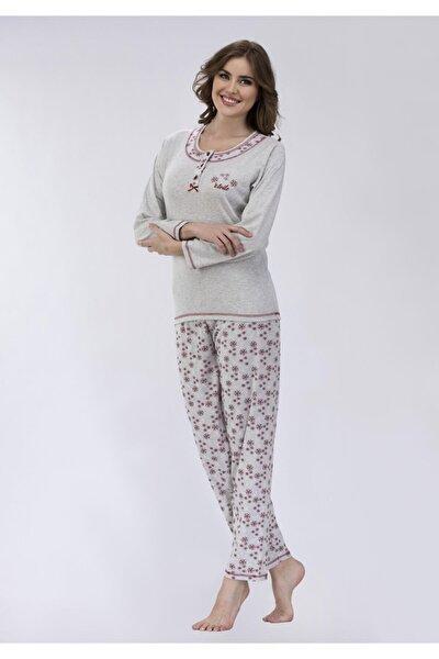 Pamuklu Pijama Takımı / 98148