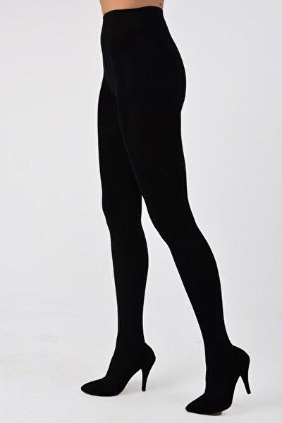 Mikro 80 Siyah Külotlu Çorap | Pclpp83k15sk-s
