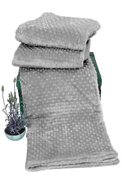 Çift Kişilik Tomurcuk Battaniye 200x220 Yumuşak Soft