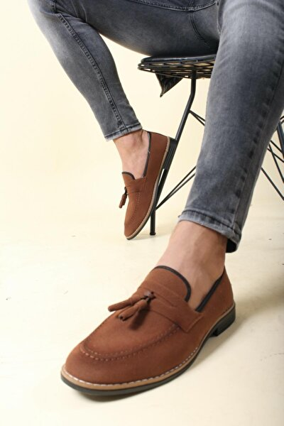 Hyman Püskülü Erkek Loafer Ayakkabı