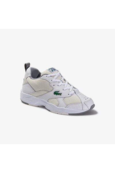 Storm 96 120 2 Sma Erkek Beyaz File Detaylı Sneaker