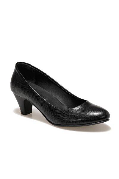 316077YZ Siyah Kadın Topuklu Ayakkabı 100562737