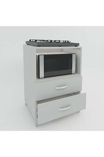 Ocak Dolabı Alım Byz 85*60*57 Mutfak Modül Mini Fırın Mikrodalga Banyo Ofis