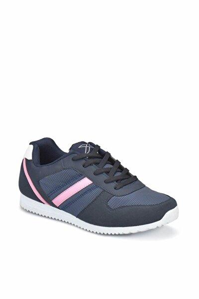 SLAM W Lacivert Pembe Kadın Sneaker 100302121