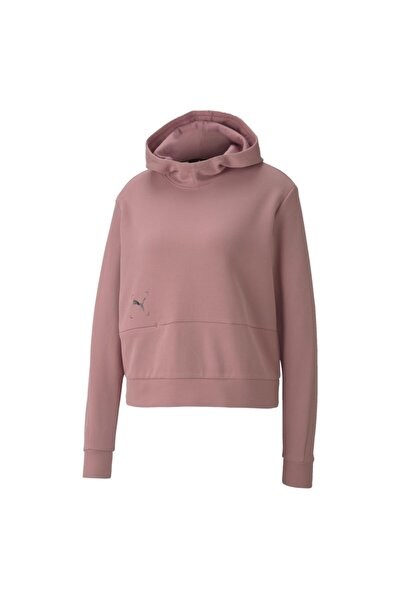 NU-TILITY HOODIE Pembe Kadın Sweatshirt 101119436
