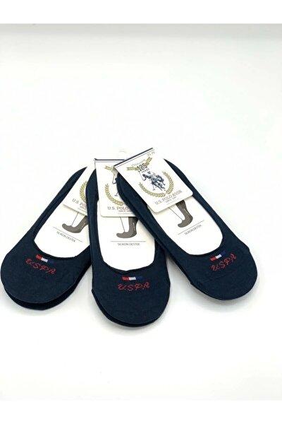 U.s Polo Assn. Laci 6lı Kadın Çorap 9998000007833