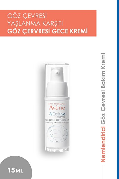 A-Oxitive Yaşlanma Karşıtı Göz Çevresi Kremi 15 ml Ave208214
