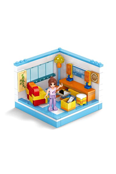 Lego Life Oturma Odası Ev Seti