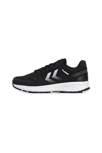 Unisex Siyah Bağcıklı Porter Sneaker Ayakkabı