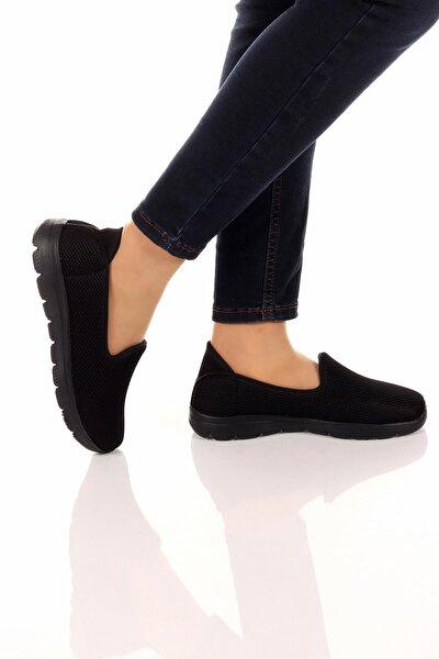 Kadın Günlük Rahat Ortopedik Eva Taban Spor Ayakkabı Sneaker Soby11020017