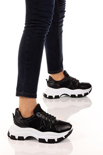 Kadın Günlük Rahat Ve Şık Spor Ayakkabı Sneaker Soby11020024