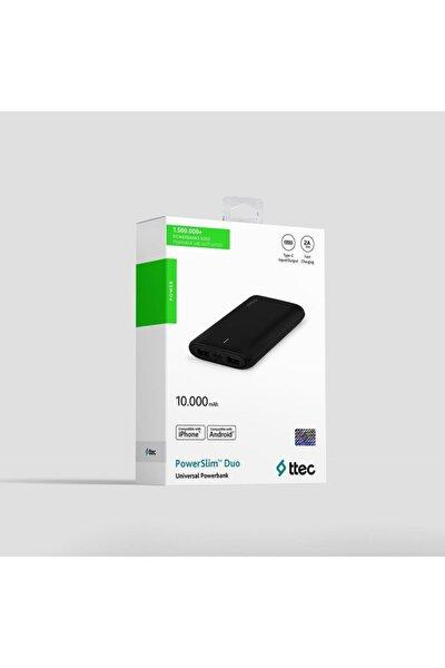 Powerslim Duo 10.000mah Taşınabilir Şarj Aleti / Powerbank