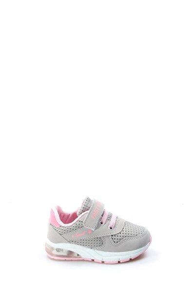 Buz Şekerpembe Bebek Ayakkabısı