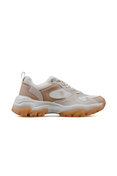 TRACKY SUMMER 1FX Beyaz Kadın Fashion Sneaker 100910857