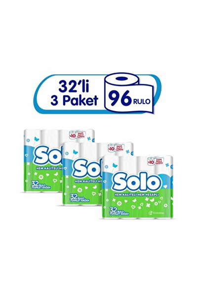 Tuvalet Kağıdı - 96 Rulo
