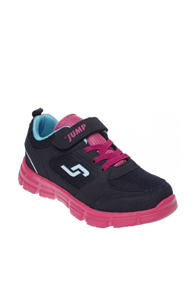 Lacivert Fuşya Turkuaz Kız Çocuk Sneaker 190 21216f