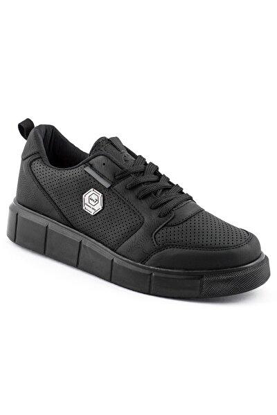 Erkek Spor Ayakkabı Siyah