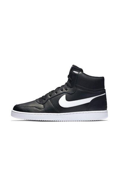 Erkek Siyah Ebernon Mıd Black Whıte Yürüyüş Ayakkabısı
