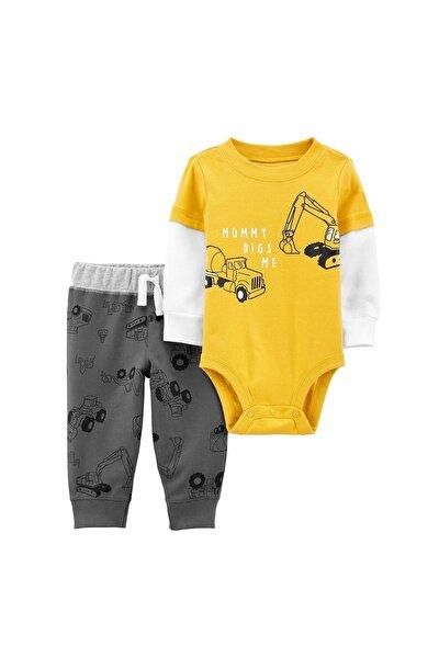 Erkek Bebek 2li Set 1j200610 Yellow