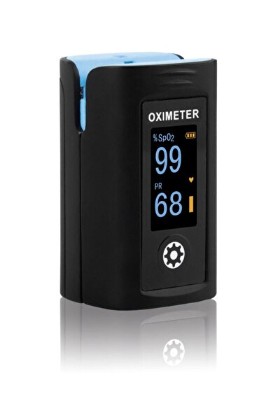 Parmak Tipi Pulse Oksimetre Cihazı- Puls Oximetre Saturasyon Cihazı