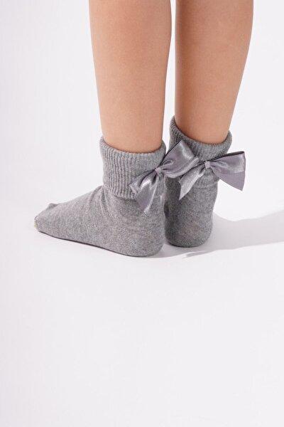 Newyork Çocuk Soket Çorap - Antrasit