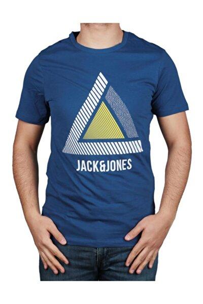 Erkek Mavi T Shirt