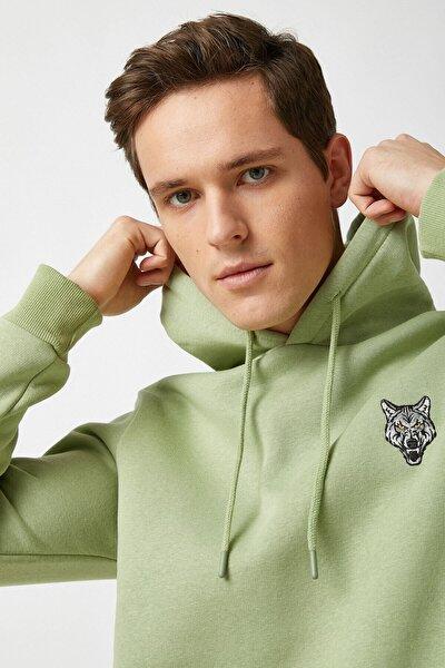 Erkek A.yeşil Sweatshirt 1yam71495lk