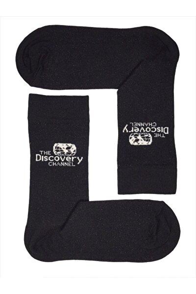 Unisex Desenli Soket Çorap