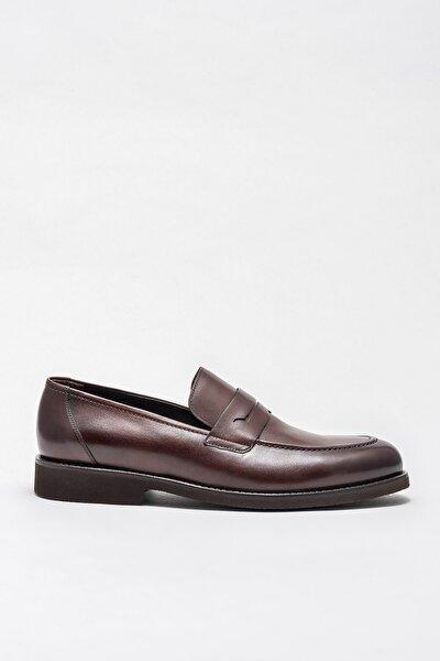 Erkek Kahverengi Klasik Ayakkabı