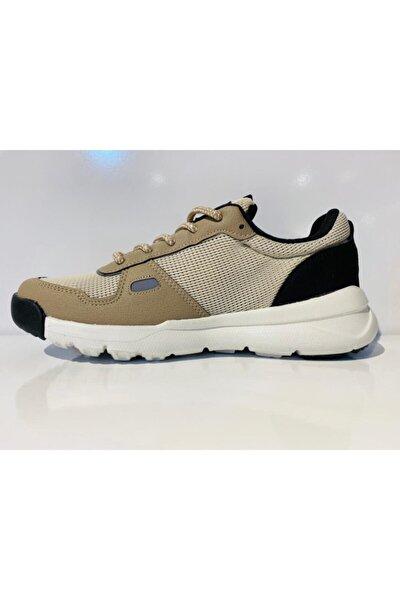 Erkek Spor Ayakkabı Tobias Kum Rengi