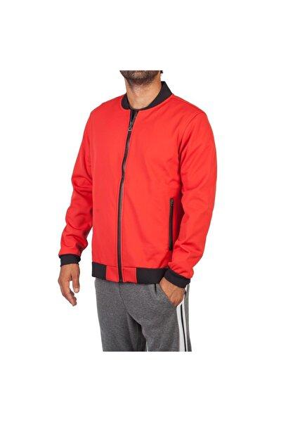 291168 Erkek Kırmızı Softshell Mont