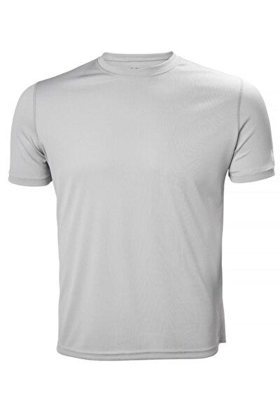 Techt Erkek T-shirt Açık Gri