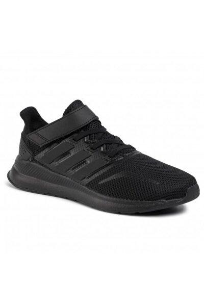RUNFALCON C Siyah Erkek Çocuk Koşu Ayakkabısı 100663755
